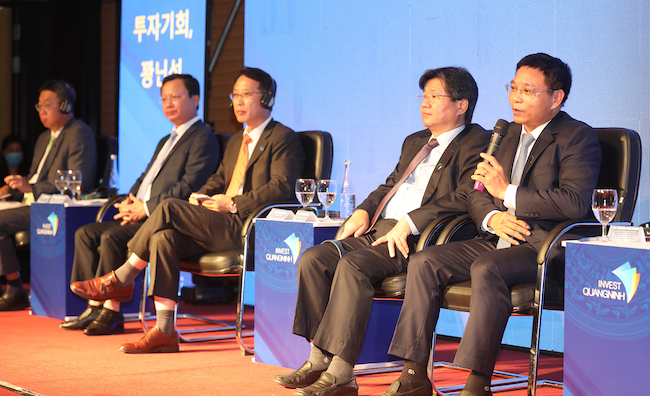 Quảng Ninh tận dụng thời cơ đón đợi dòng vốn đầu tư mới