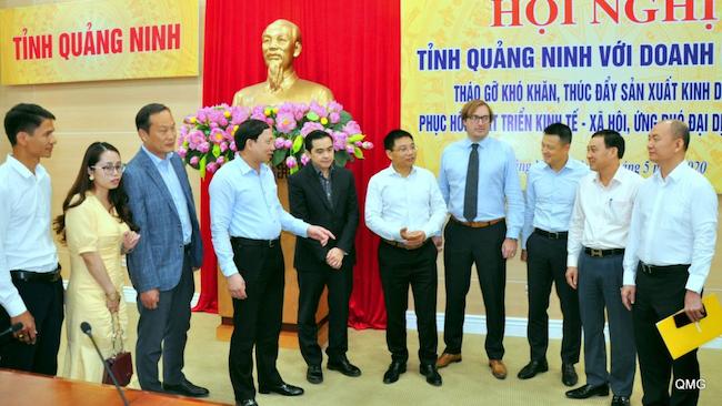 Quảng Ninh thu hút đầu tư tạo xung lực phát triển bền vững 1