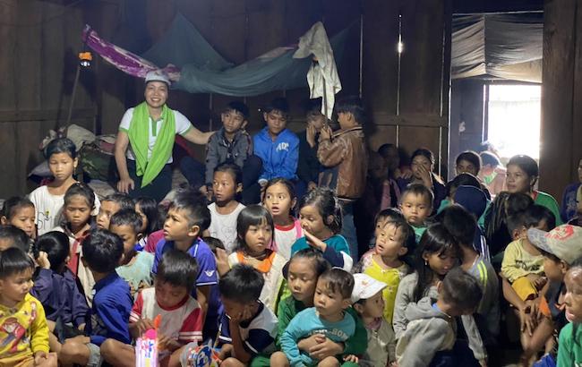 Hội nữ doanh nhân Bình Định lan toả tình yêu và sự tử tế mùa trung thu 1