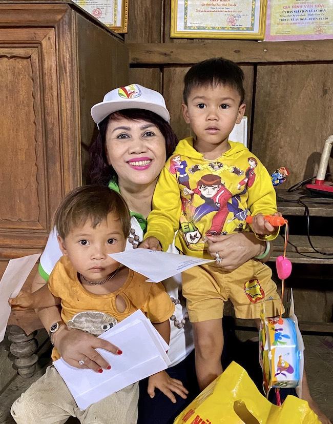 Hội nữ doanh nhân Bình Định lan toả tình yêu và sự tử tế mùa trung thu