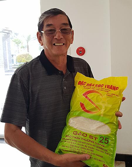 Từ gạo ST25 nhìn về chiến lược thương hiệu và thị trường cho nông sản Việt 1