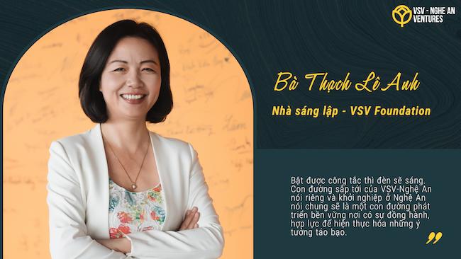 VSV-Nghệ An và những khát vọng khởi nghiệp lớn sinh ra từ xứ Nghệ 4