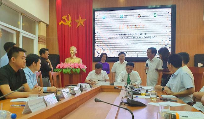 VSV-Nghệ An và những khát vọng khởi nghiệp lớn sinh ra từ xứ Nghệ 2