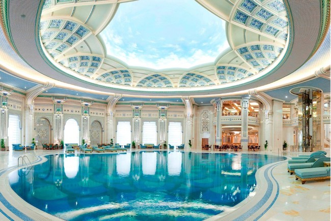 Đằng sau sức hút của thương hiệu trăm tuổi Ritz-Carlton 1