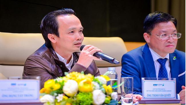 Ông Trịnh Văn Quyết: 'Bamboo đang thiếu máy bay, chưa cần cho thuê để tăng doanh thu'
