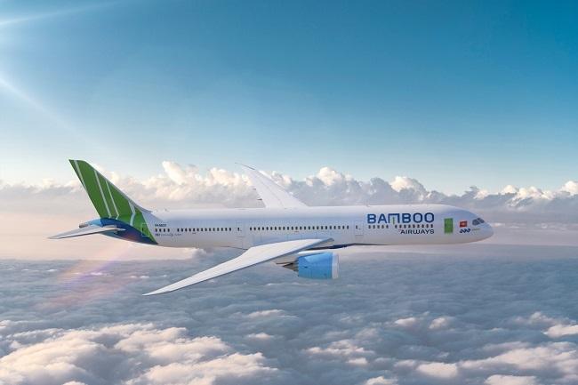 Bamboo Airways sắp đón máy bay Boeing 787-9 Dreamliner đầu tiên