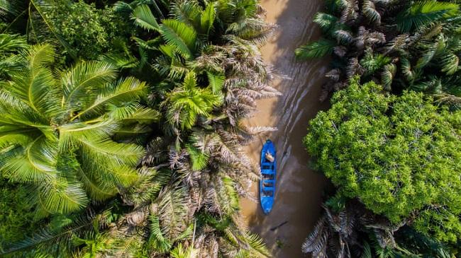 Năm 2020: Du lịch trên sông Mê Kông bùng nổ