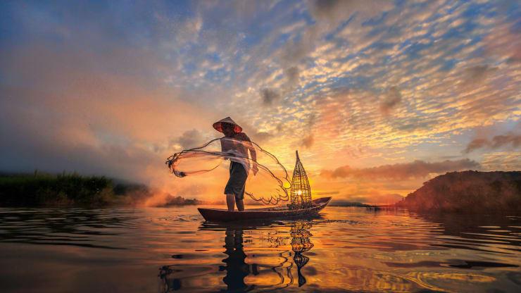 Năm 2020: Du lịch trên sông Mê Kông bùng nổ 1