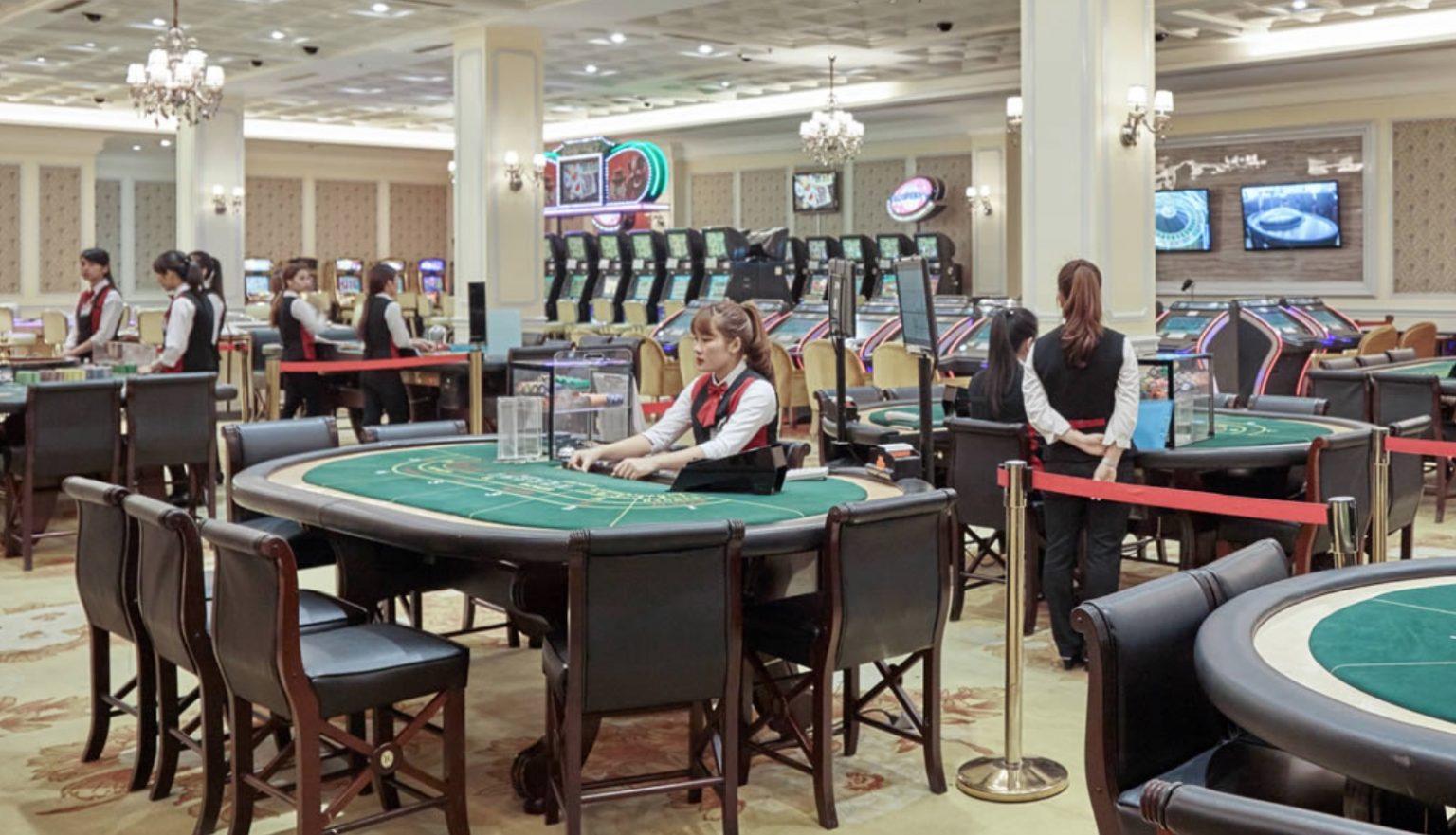 Bổ nhiệm nhân sự quản lý độc quyền các hoạt động trò chơi tại Royal Casino Hạ Long 1