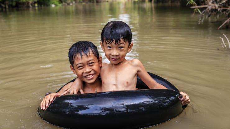Năm 2020: Du lịch trên sông Mê Kông bùng nổ 6
