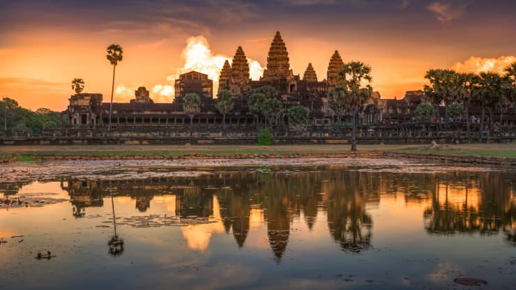 Năm 2020: Du lịch trên sông Mê Kông bùng nổ 4