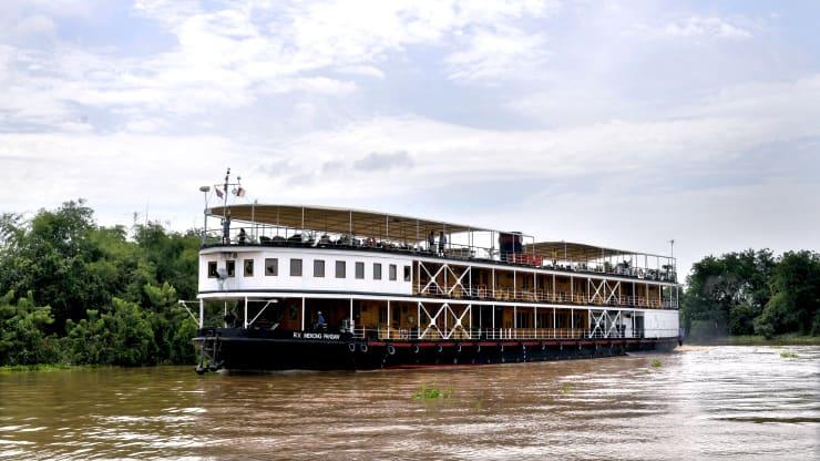 Năm 2020: Du lịch trên sông Mê Kông bùng nổ 2