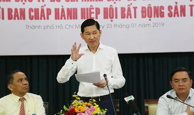 Phó chủ tịch TP.HCM: Doanh nghiệp khi làm dự án phải hầu từng cán bộ sở, ngành 1