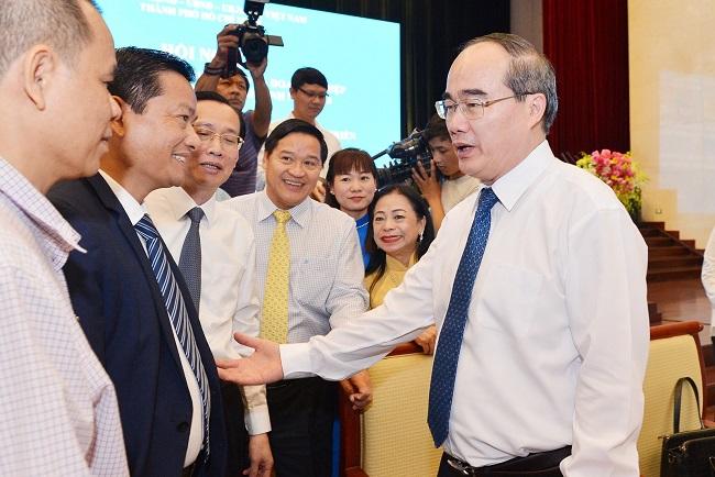 TP.HCM sẽ mời chuyên gia giỏi nước ngoài về đào tạo đội ngũ doanh nhân
