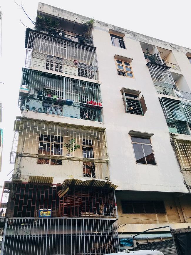 TP.HCM muốn quy trách nhiệm chủ đầu tư chung cư bị nghiêng 45 cm 2