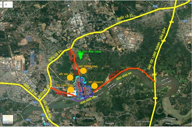 Nam Long chi hơn 2.300 tỷ mua lại dự án của công ty Singapore