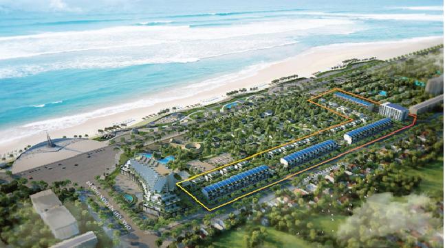 Ra mắt dự án nghỉ dưỡng Thera Premium ở xứ hoa vàng trên cỏ xanh