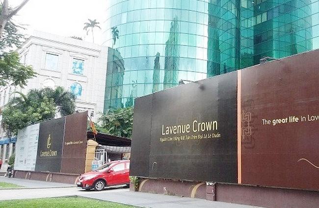 Chủ tịch công ty Lavenue bị bắt vì vụ 'đất vàng' Lê Duẩn 1