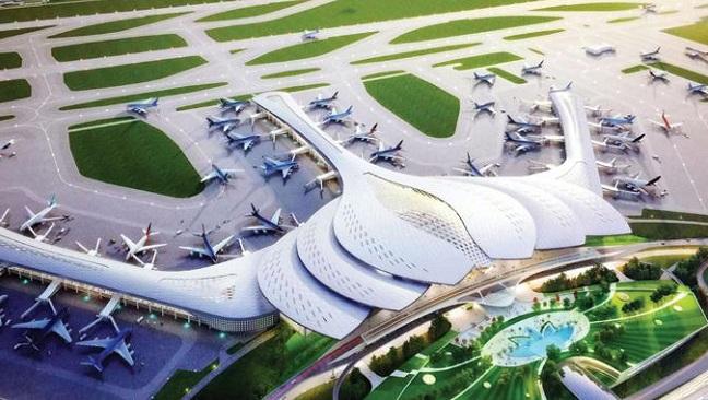 Đẩy nhanh tiến độ giải phóng mặt bằng sân bay Long Thành 1