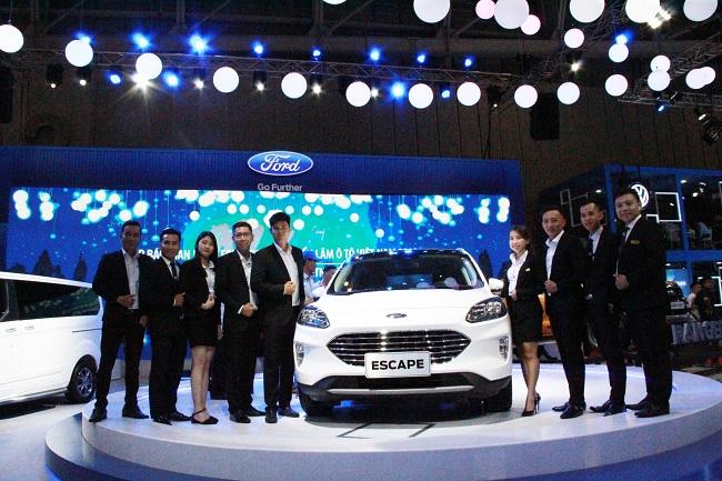 Hàng loạt mẫu xe mới ra mắt tại triển lãm Vietnam Motor Show 2019 1