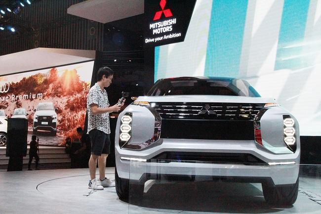 Hàng loạt mẫu xe mới ra mắt tại triển lãm Vietnam Motor Show 2019 5