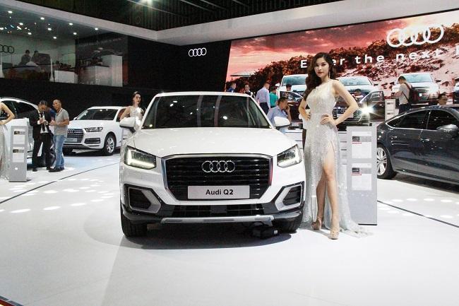 Hàng loạt mẫu xe mới ra mắt tại triển lãm Vietnam Motor Show 2019 2