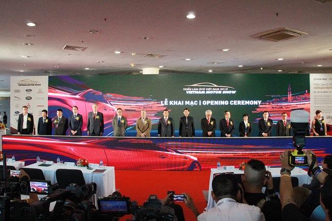 Hàng loạt mẫu xe mới ra mắt tại triển lãm Vietnam Motor Show 2019