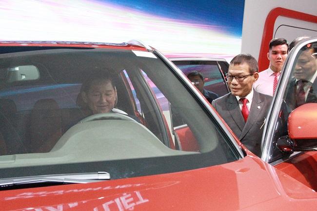 Hàng loạt mẫu xe mới ra mắt tại triển lãm Vietnam Motor Show 2019 4
