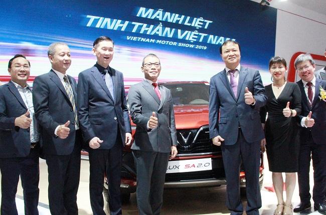 Hàng loạt mẫu xe mới ra mắt tại triển lãm Vietnam Motor Show 2019 3