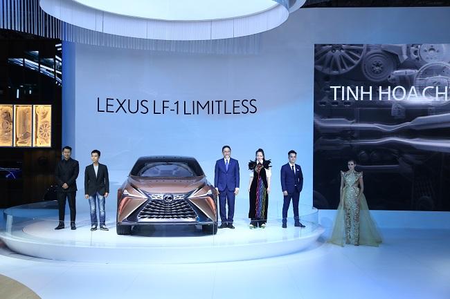 Hàng loạt mẫu xe mới ra mắt tại triển lãm Vietnam Motor Show 2019 8