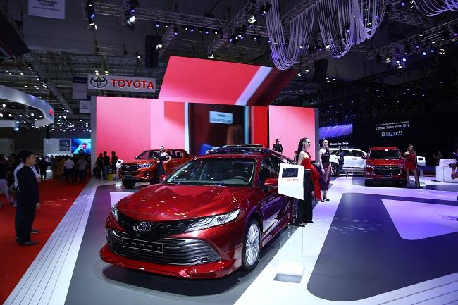 Hàng loạt mẫu xe mới ra mắt tại triển lãm Vietnam Motor Show 2019 9