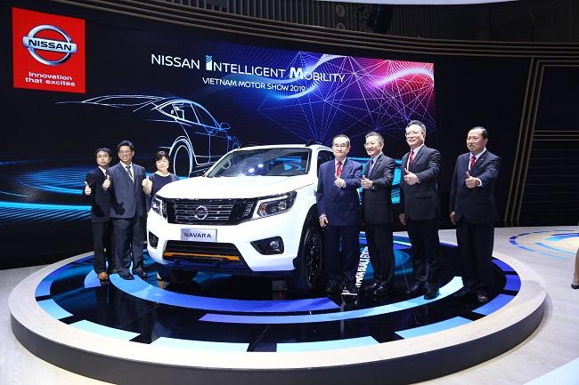 Hàng loạt mẫu xe mới ra mắt tại triển lãm Vietnam Motor Show 2019 10