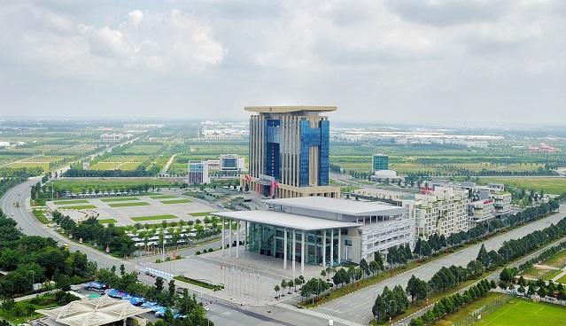 Becamex IDC sắp xây Trung tâm Thương mại Thế giới tại Bình Dương