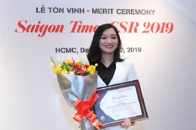 Kim Oanh Group được vinh danh 'Doanh nghiệp vì cộng đồng'
