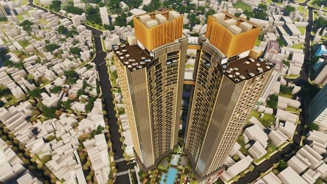 'Cuộc đua' căn hộ hạng sang giá nghìn USD/m2 ở TP.HCM 2