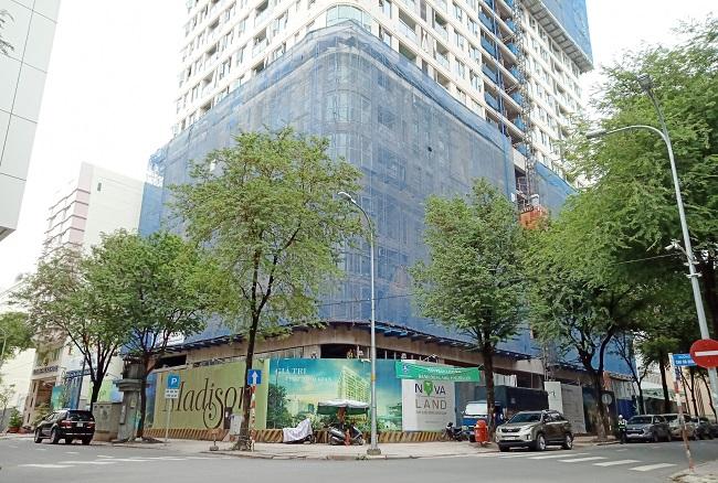 'Cuộc đua' căn hộ hạng sang giá nghìn USD/m2 ở TP.HCM