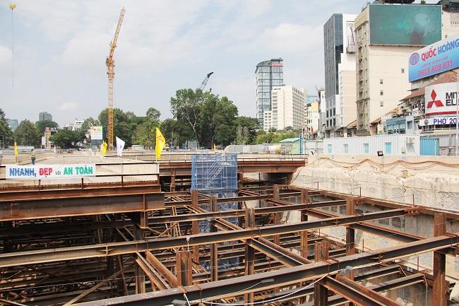 Thủ tướng thị sát tuyến metro Bến Thành – Suối Tiên 2