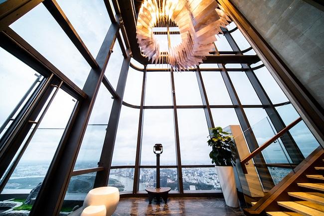 Ngắm toàn cảnh TP.HCM từ tòa nhà cao nhất Việt Nam 3
