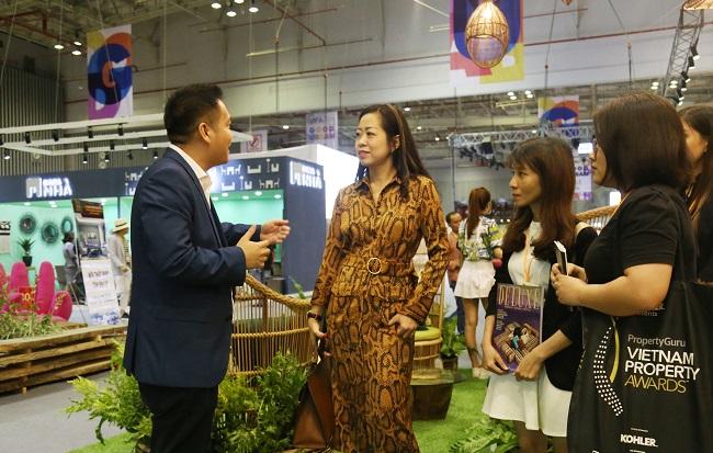 'Gu' Việt trong triển lãm phong cách nội thất ở TP.HCM 8