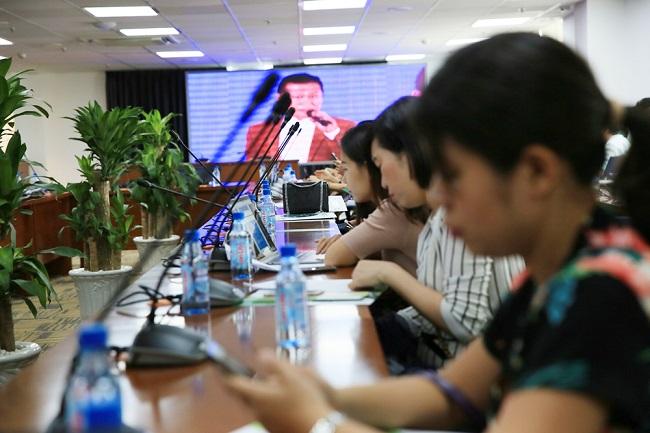 Bên trong trung tâm báo chí đầu tiên ở TP.HCM 4