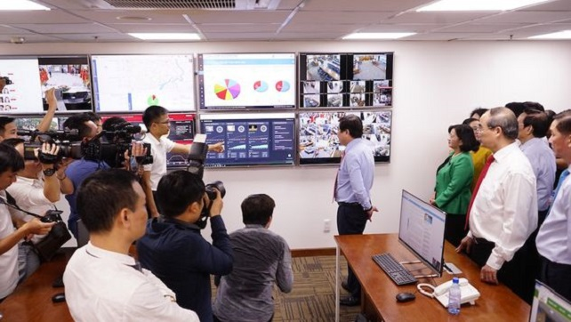 Bên trong trung tâm báo chí đầu tiên ở TP.HCM 3