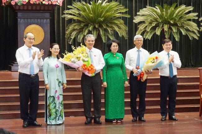 Ông Võ Văn Hoan phụ trách lĩnh vực đô thị, giao thông của TP.HCM 1