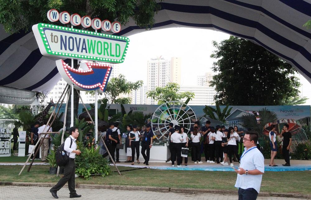 Điểm đặc biệt của Novaland Expo 2019 7