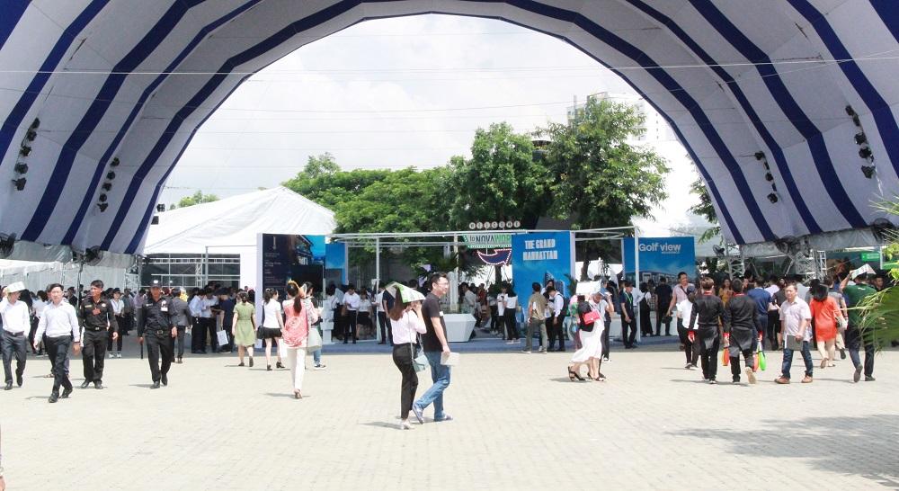 Điểm đặc biệt của Novaland Expo 2019 1