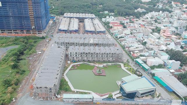 Phó chủ tịch TP.HCM nói gì về việc 110 căn biệt thự xây 'không phép'