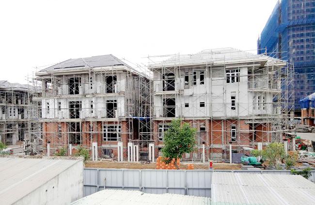 Phó chủ tịch TP.HCM nói gì về việc 110 căn biệt thự xây 'không phép' 1