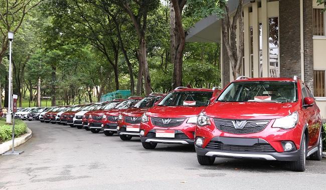 650 xe ôtô Fadil của VinFast tới tay người Việt 2