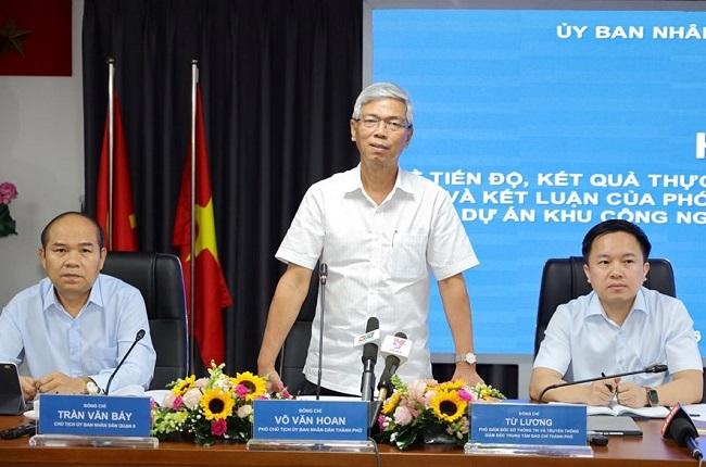 TP.HCM sửa sai trong việc thu hồi đất dự án Khu công nghệ cao