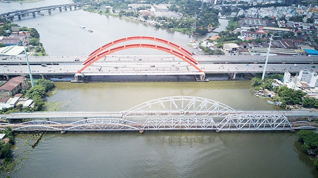 Dự án BOT đường sông đầu tiên chuẩn bị thu phí