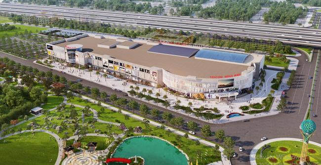 Vincom Retail ra mắt 3 đại trung tâm thương mại mới